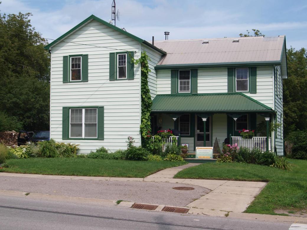 Hillier's House